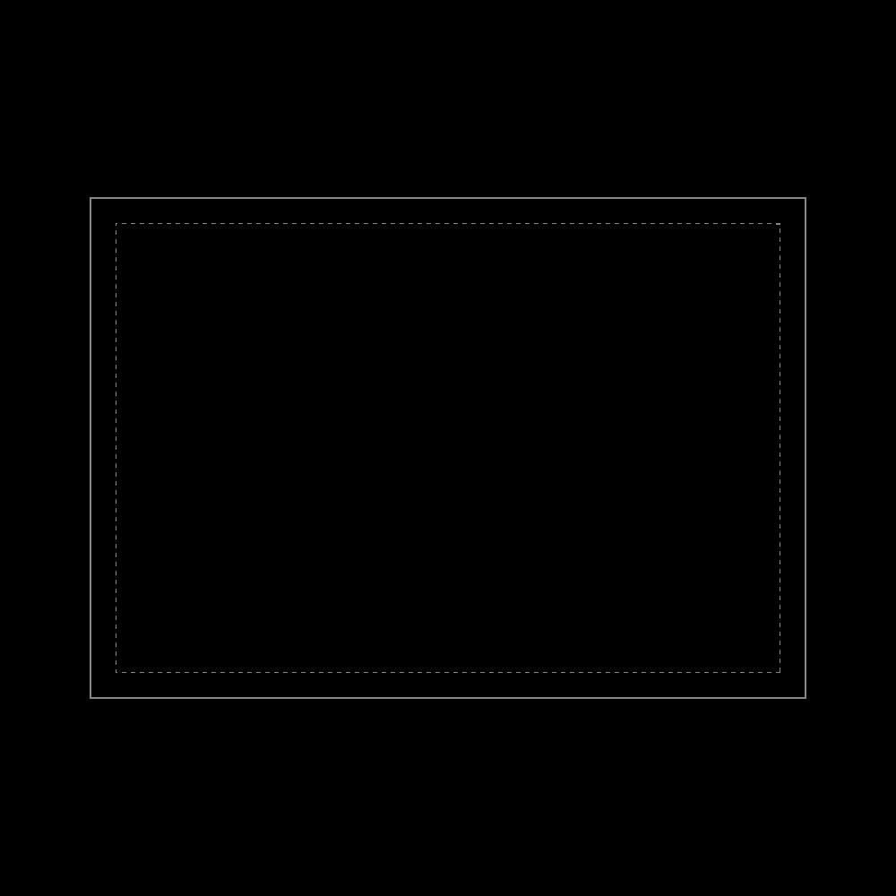 キャバリア ブランケット - 700 x 1000 (mm) - ポリエステル