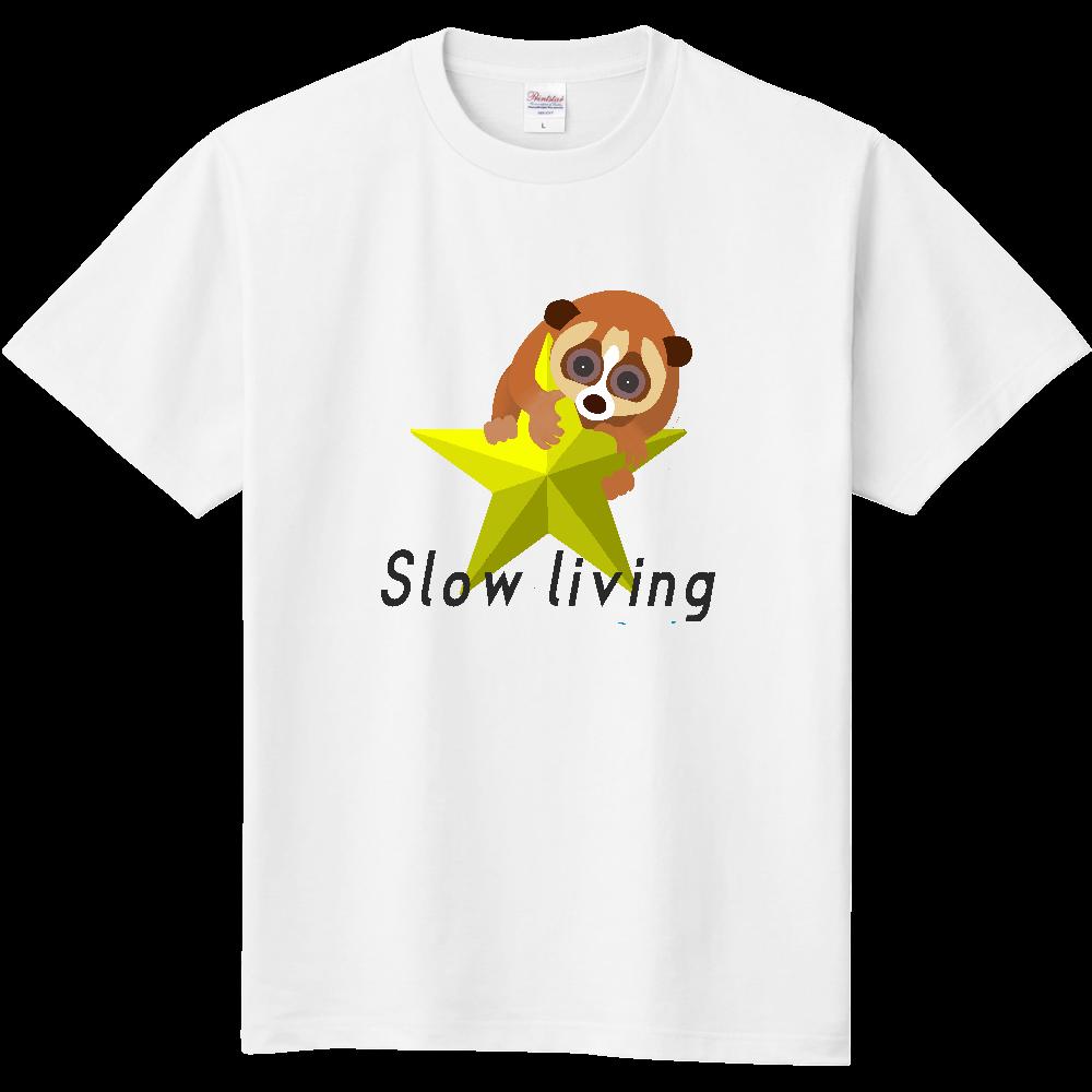 Slow living 定番Tシャツ