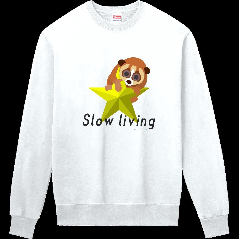 Slow living 定番スウェット