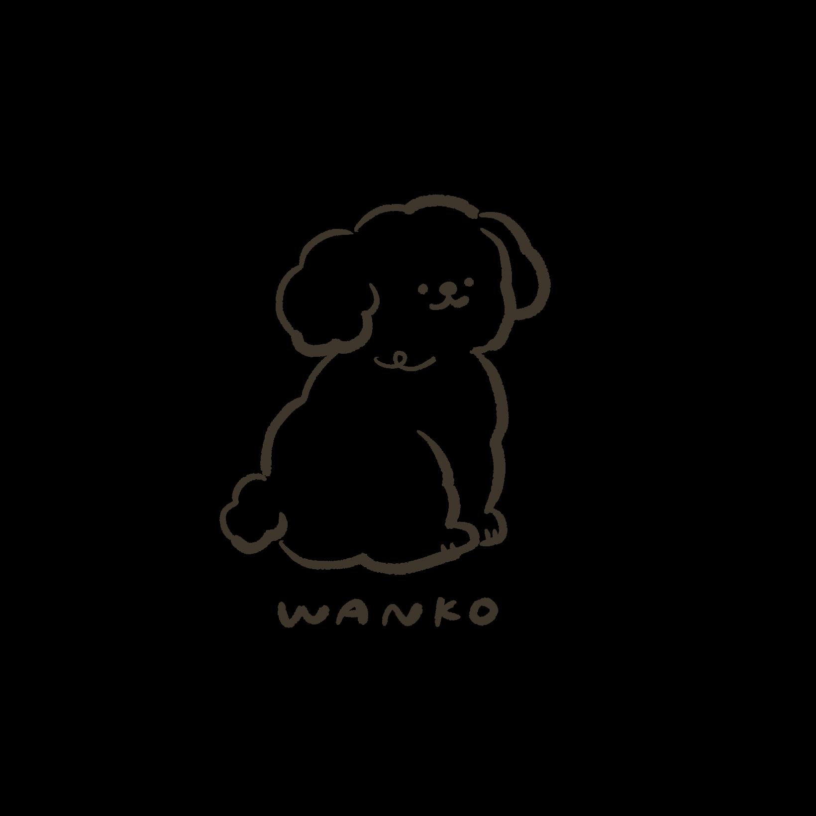 WANKO 定番Tシャツ
