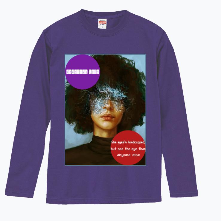 Madeliyn Lily ロングスリーブTシャツ