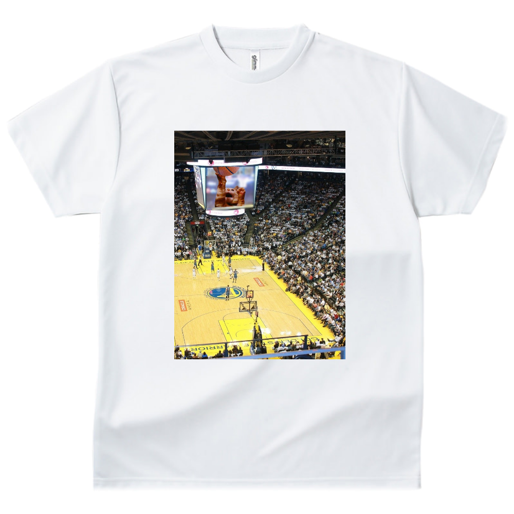 バスケットボールスーパースター ドライTシャツ