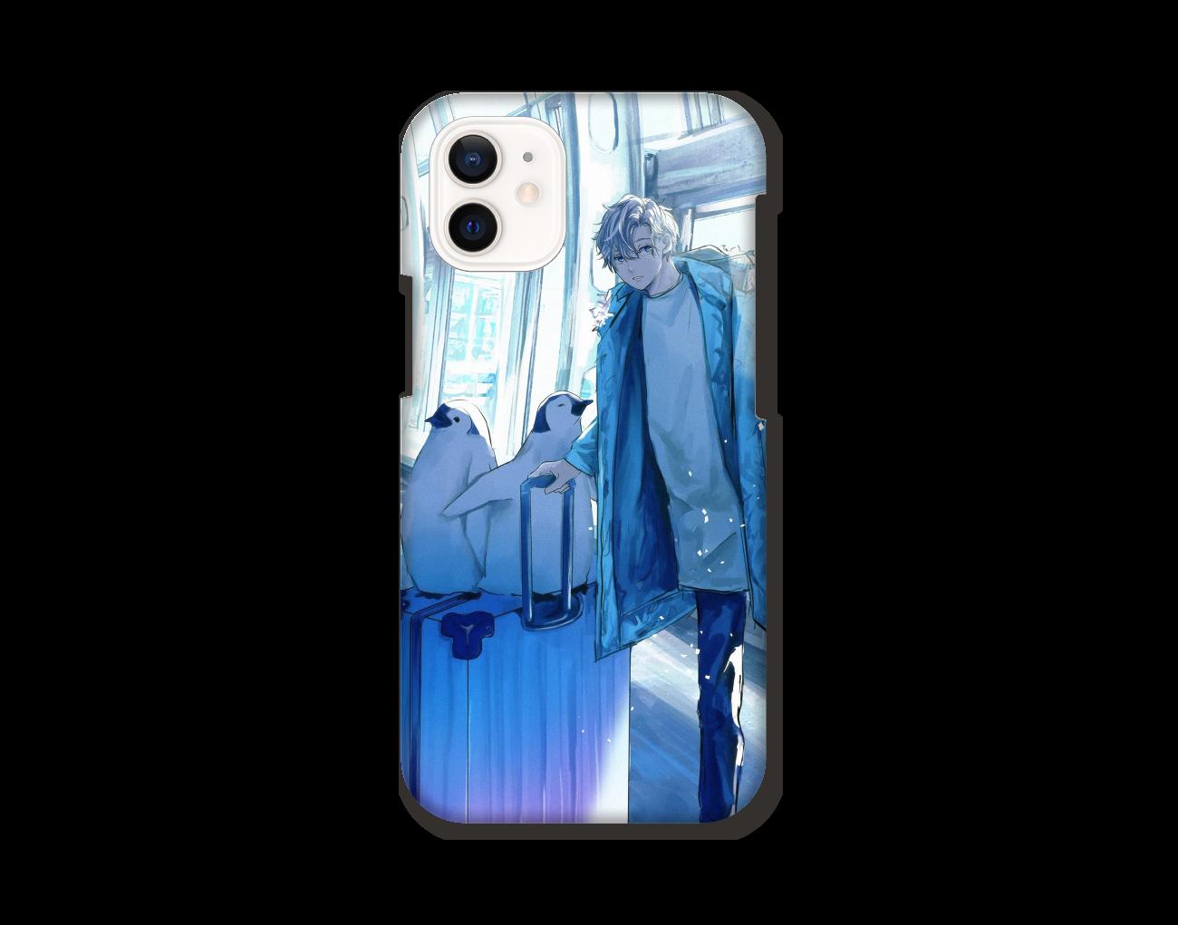 搭乗前 スマホケース iPhone12 mini