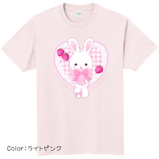 Heartful Rabbit 軽量Tシャツ 軽量Tシャツ