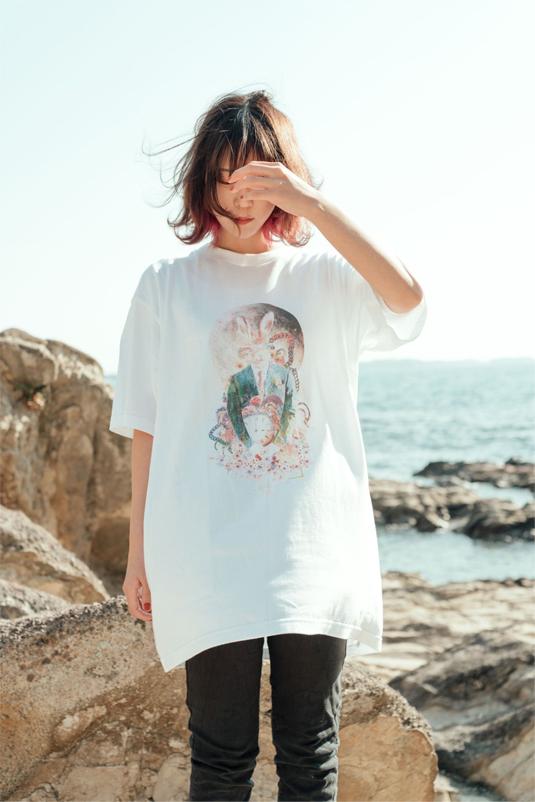 WhiteRabbit Tシャツ 定番Tシャツ