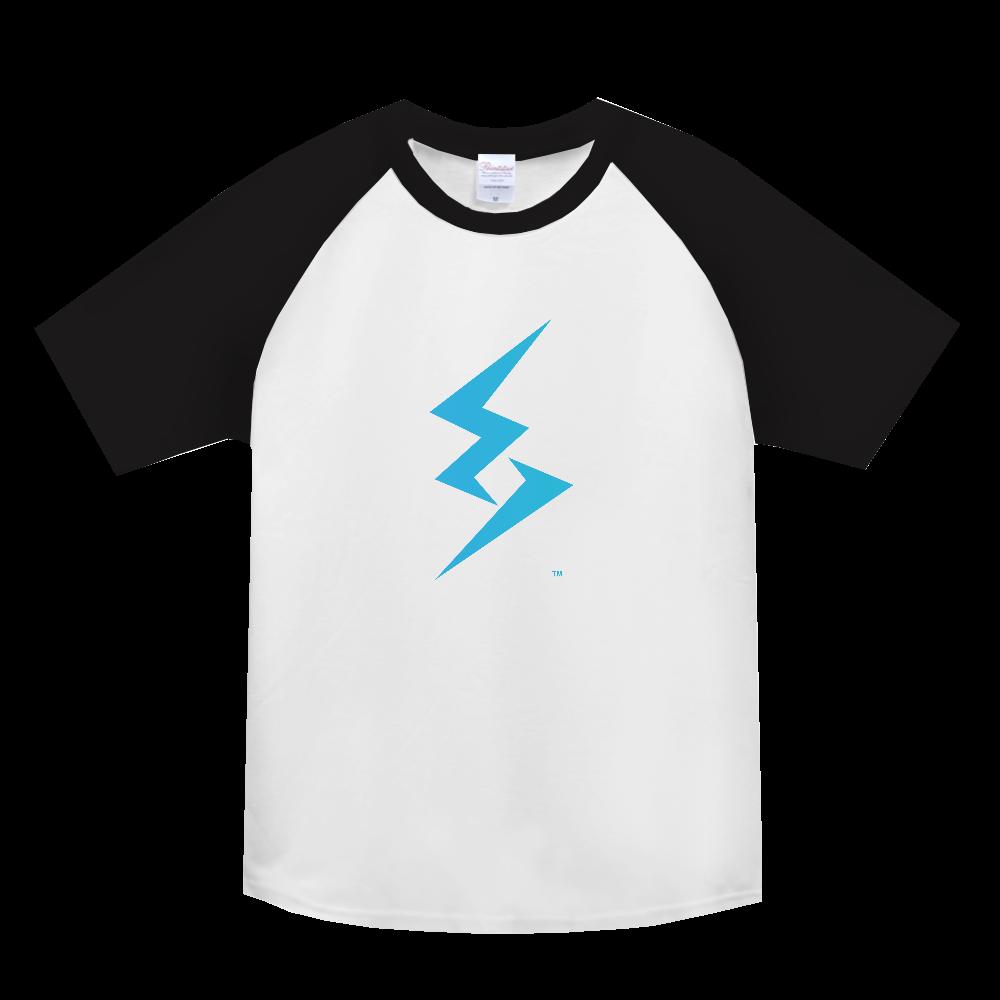 LoveLessGirl オリジナル ロゴ シャツ ヘビーウェイトラグランTシャツ