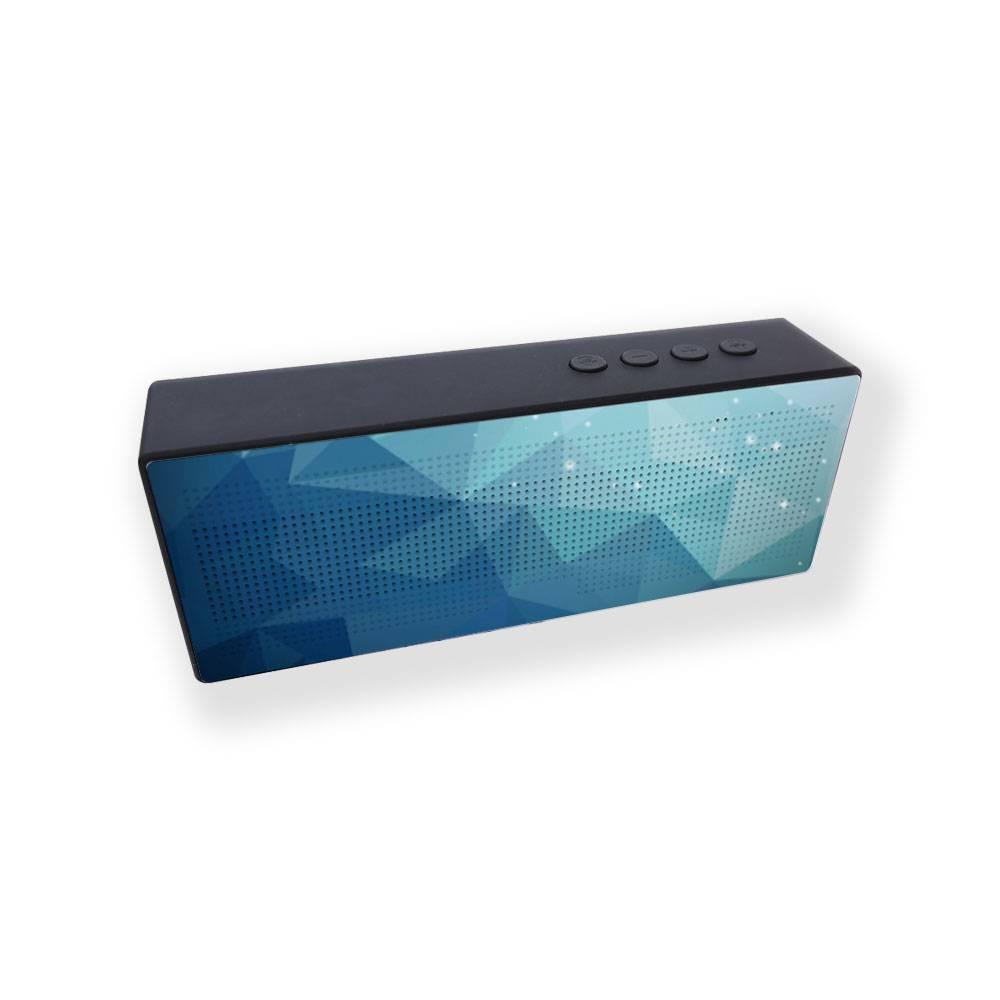 ZEBRA Bluetoothスピーカー 表のみプリント