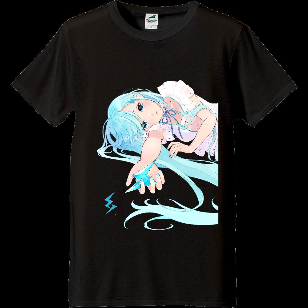 LoveLessGirl ガル美 オリジナル キャラクター Tシャツ ライトトライブレンドTシャツ