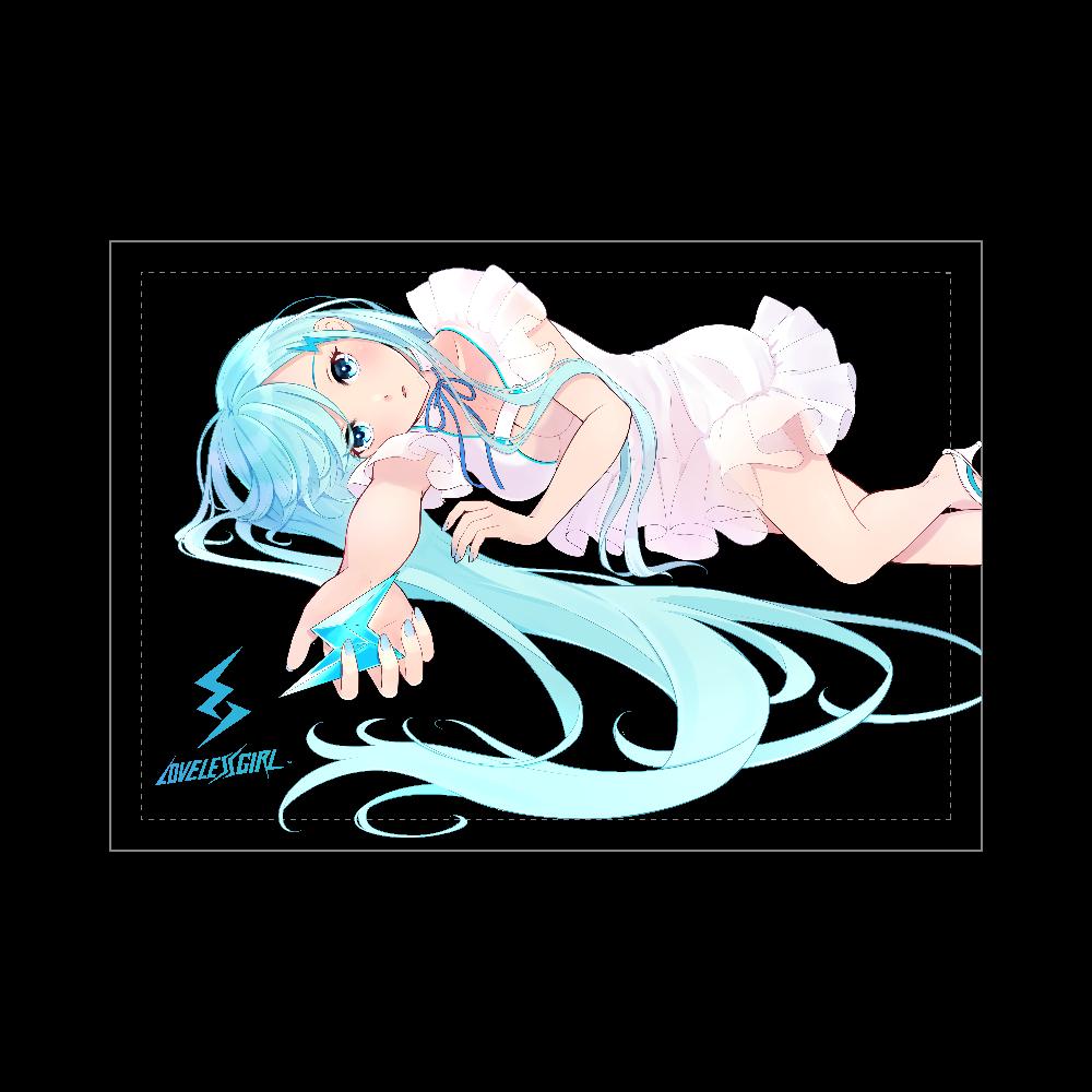 LoveLessGirl ガル美 オリジナル キャラクター ブランケット ブランケット - 700 x 1000 (mm) - ポリエステル